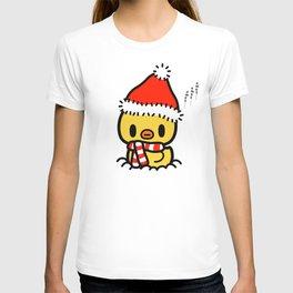 Christmas series - Xmas Yellow Duck T-shirt