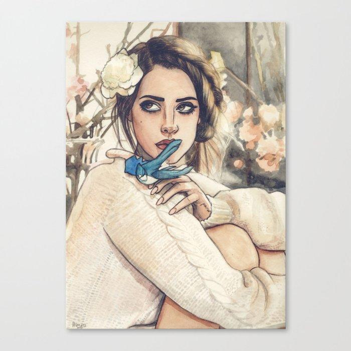 LDR III Canvas Print