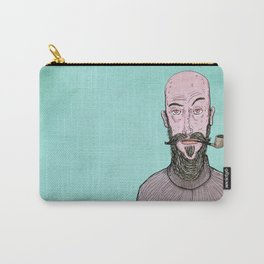 The Hipster Carry-All Pouch