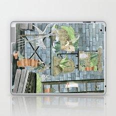 Garden Theme Laptop & iPad Skin