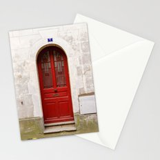 Little Red Door Stationery Cards