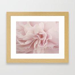 Ethereal Pink Framed Art Print