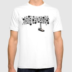 the Shoes Mens Fitted Tee White MEDIUM