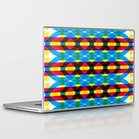 dna Laptop & iPad Skins featuring DNA by dzynwrld