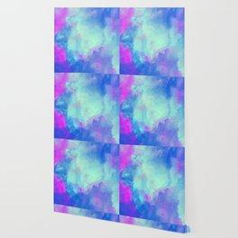 Watercolor abstract art Wallpaper