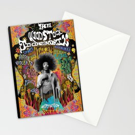WOODSTOCK Stationery Cards