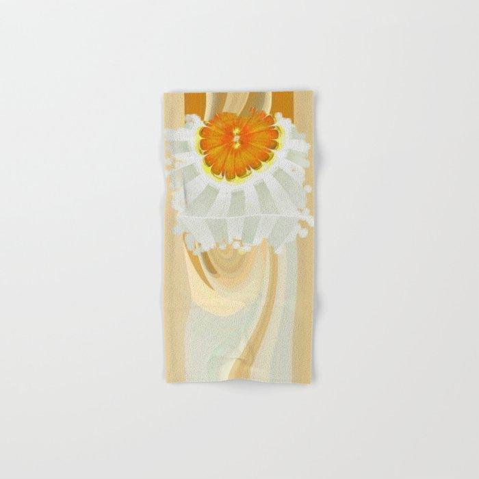 Apocopation Concord Flowers  ID:16165-104553-87970 Hand & Bath Towel