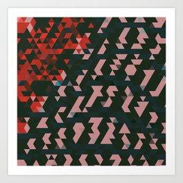 New Sacred 43 (2014) Art Print