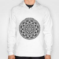 oriental Hoodies featuring Oriental Pattern by LebensARTdesign