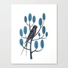 Swallow Canvas Print