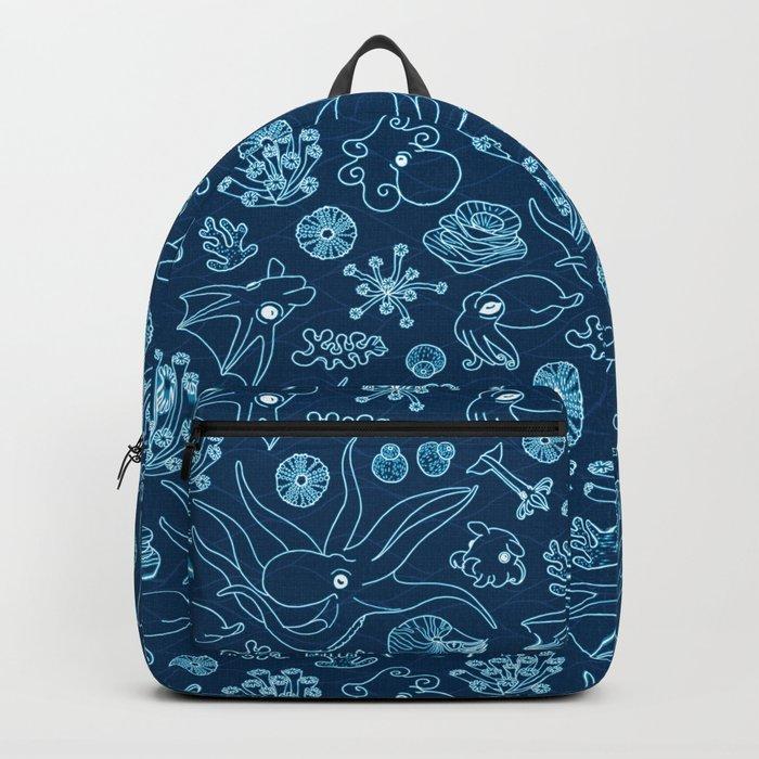 Cephalopods - Bioluminescence Backpack