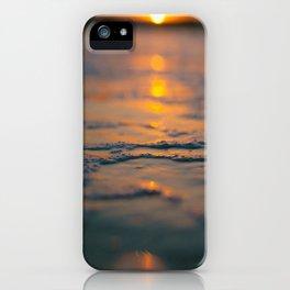California Sunset iPhone Case