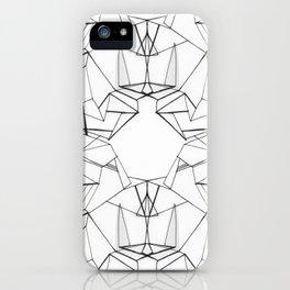 Fierce Angles iPhone Case