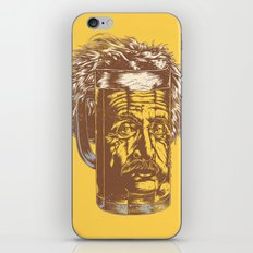 Ein Stein iPhone & iPod Skin