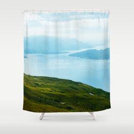 Tromsø 4 Shower Curtain