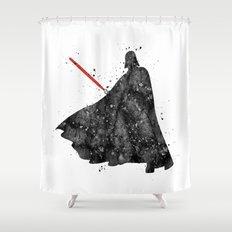 Darth Vader Star . Wars Shower Curtain