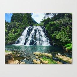 Chasing Waterfalls || Canvas Print