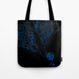 As The Music Plays Tote Bag