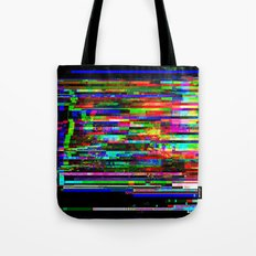 Angry Pixels Tote Bag