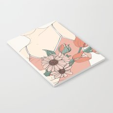 Daisies & Tulips Notebook