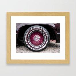 Rollin Low Framed Art Print