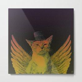 Cat cat! Metal Print