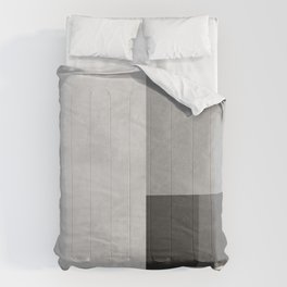 Geometric art III Comforters