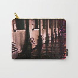 Purple Street Corner Carry-All Pouch
