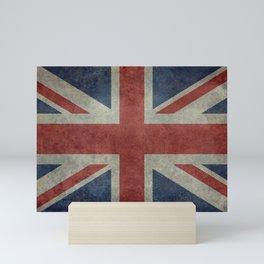 Union Jack (1:2 Version) Mini Art Print