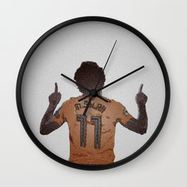 MSALAH Wall Clock