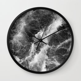 Cold water 50 Wall Clock