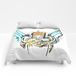 Valkyrie Cat Comforters
