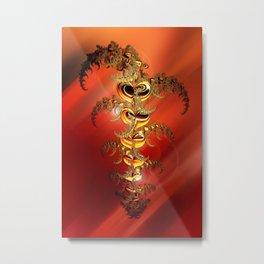 Liebe muss wachsen Metal Print