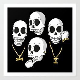 Death Row Art Print