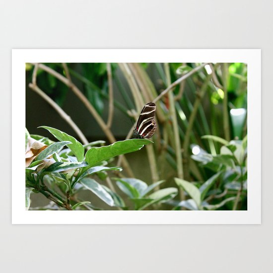 Artificial Nature Art Print