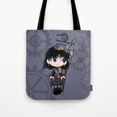 Steampunk Sailor Saturn - Sailor Moon Tote Bag