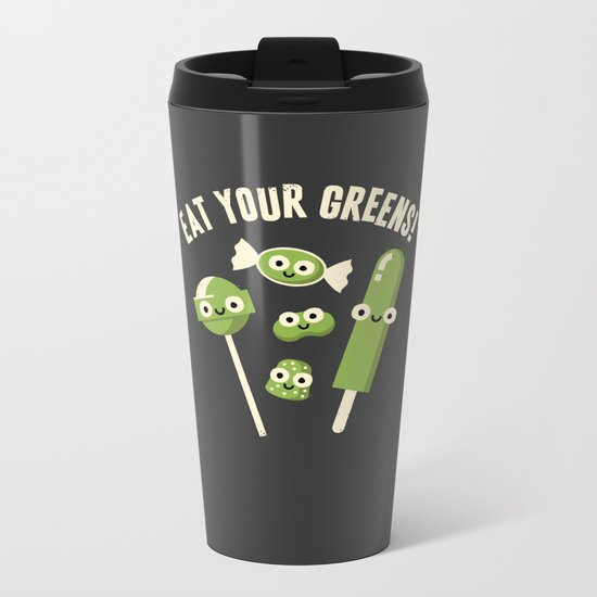 Unnatural Selection Metal Travel Mug