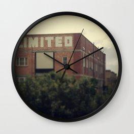 Limited Wall Clock