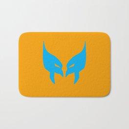Wolverine Mask Bath Mat