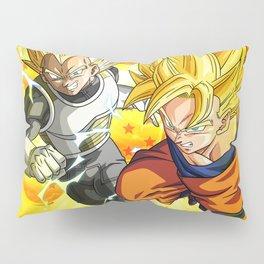 Dragon Ball Goku and Vegeta Pillow Sham