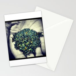Dirty Hands/Glowing Heart Stationery Cards