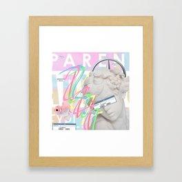 Feminine Stuff Framed Art Print