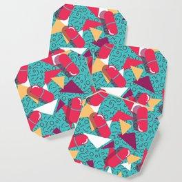 Pills Pattern 014 Coaster
