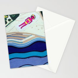 La Venus al sol (100%LANA) Stationery Cards