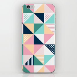 Braided tape iPhone Skin