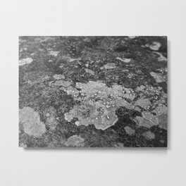 Details on Rock Metal Print