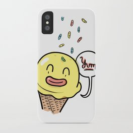 Friends Go Better Together 6/7 - Ice Cream and Sprinkles iPhone Case