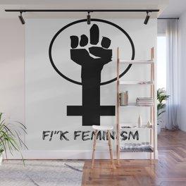 EFF FEMINISM Wall Mural