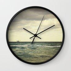 Barge Wall Clock