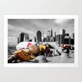 Love NY Art Print